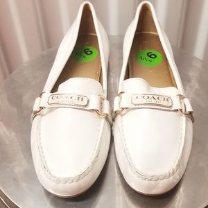 Great for Spring - Coach Loafers.